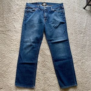 lucky brand jeans men - vintage straight